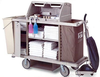 Housekeeping Carts For Motels To Five Star Hotels
